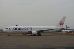 カミヤンさんが、羽田空港で撮影した日本航空 767-346の航空フォト(写真)