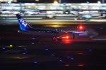 Re4/4さんが、羽田空港で撮影した全日空 787-881の航空フォト(写真)