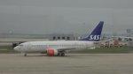 AE31Xさんが、ロンドン・ヒースロー空港で撮影したスカンジナビア航空 737-7BXの航空フォト(写真)