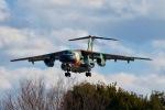 382kossyさんが、入間飛行場で撮影した航空自衛隊 EC-1の航空フォト(写真)