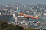 ぷぅぷぅまるさんが、福岡空港で撮影したフジドリームエアラインズ ERJ-170-200 (ERJ-175STD)の航空フォト(写真)