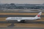 ハム太郎さんが、羽田空港で撮影した日本航空 767-346の航空フォト(写真)