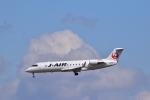 うめたろうさんが、伊丹空港で撮影したジェイ・エア CL-600-2B19 Regional Jet CRJ-200ERの航空フォト(写真)