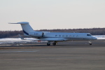 北の熊さんが、新千歳空港で撮影したメトロジェットの航空フォト(写真)