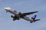 MOHICANさんが、福岡空港で撮影した全日空 767-381/ERの航空フォト(写真)