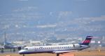 toyoquitoさんが、伊丹空港で撮影したアイベックスエアラインズ CL-600-2C10 Regional Jet CRJ-702の航空フォト(写真)