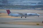 toyoquitoさんが、伊丹空港で撮影した日本エアコミューター DHC-8-402Q Dash 8の航空フォト(写真)