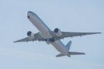 lonely-wolfさんが、関西国際空港で撮影した大韓航空 777-3B5/ERの航空フォト(写真)