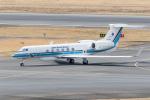 Y-Kenzoさんが、羽田空港で撮影した海上保安庁 G-V Gulfstream Vの航空フォト(写真)