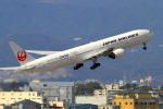 suu451さんが、伊丹空港で撮影した日本航空 777-346の航空フォト(写真)