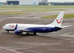 voyagerさんが、アムステルダム・スキポール国際空港で撮影したTUIフライ・ネーデルランド 737-85Fの航空フォト(写真)