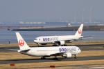 maverickさんが、羽田空港で撮影した日本航空 767-346の航空フォト(写真)