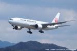 tabi0329さんが、福岡空港で撮影した日本航空 777-289の航空フォト(写真)