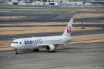 Takeshi90ssさんが、羽田空港で撮影した日本航空 767-346の航空フォト(写真)