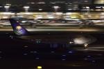 Mochi7D2さんが、羽田空港で撮影したサウジアラビア王国政府 747SP-68の航空フォト(写真)