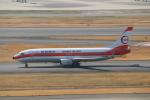 らっしーさんが、羽田空港で撮影した日本トランスオーシャン航空 737-446の航空フォト(写真)