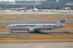 らっしーさんが、羽田空港で撮影した日本航空 767-346/ERの航空フォト(写真)