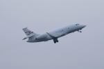 pringlesさんが、チューリッヒ空港で撮影したCat Aviation AG Falcon 2000EXの航空フォト(写真)