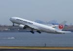 タミーさんが、羽田空港で撮影した日本航空 777-289の航空フォト(写真)