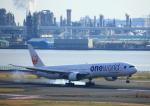 タミーさんが、羽田空港で撮影した日本航空 777-346の航空フォト(写真)