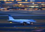 タミーさんが、羽田空港で撮影したエイビエーション・リンク・カンパニー A319-111の航空フォト(写真)