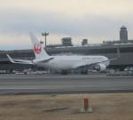 flyflygoさんが、成田国際空港で撮影した日本航空 767-346/ERの航空フォト(写真)