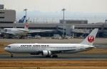 Wasawasa-isaoさんが、羽田空港で撮影した日本航空 767-346の航空フォト(写真)