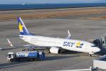 ShiShiMaRu83さんが、神戸空港で撮影したスカイマーク 737-81Dの航空フォト(写真)