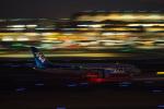 ほーねっともきさんが、羽田空港で撮影した全日空の航空フォト(写真)