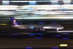 じゃまちゃんさんが、羽田空港で撮影したサウジアラビア王国政府 757-23Aの航空フォト(写真)