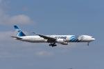 じゃまちゃんさんが、成田国際空港で撮影したエジプト航空 777-36N/ERの航空フォト(写真)