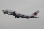 TAKA-Kさんが、羽田空港で撮影した航空自衛隊 747-47Cの航空フォト(写真)