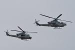 350JMさんが、厚木飛行場で撮影したアメリカ海兵隊 UH-1Y Venomの航空フォト(写真)