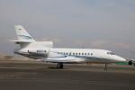 A350XWB-HNDさんが、羽田空港で撮影したアメリカ個人所有 Falcon 900の航空フォト(写真)