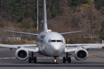 HEATHROWさんが、岡山空港で撮影した日本航空 737-846の航空フォト(写真)
