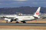 213atさんが、伊丹空港で撮影した日本航空 777-346の航空フォト(写真)