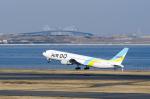 ぎんじろーさんが、羽田空港で撮影したAIR DO 767-33A/ERの航空フォト(写真)