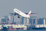 ぎんじろーさんが、羽田空港で撮影した日本航空 777-289の航空フォト(写真)