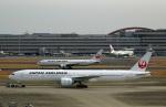 Wasawasa-isaoさんが、羽田空港で撮影した日本航空 777-346/ERの航空フォト(写真)