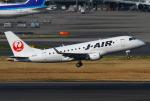 りんたろうさんが、羽田空港で撮影したジェイ・エア ERJ-170-100 (ERJ-170STD)の航空フォト(写真)