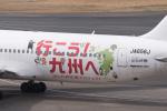 ぎんじろーさんが、羽田空港で撮影した日本航空 767-346/ERの航空フォト(写真)