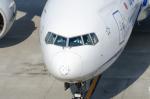 ぎんじろーさんが、羽田空港で撮影した全日空 777-281/ERの航空フォト(写真)