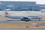 ぎんじろーさんが、羽田空港で撮影した日本航空 777-346の航空フォト(写真)