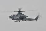 夏みかんさんが、名古屋飛行場で撮影したアメリカ海兵隊 AH-1Z Viperの航空フォト(写真)