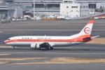 ATCITMさんが、羽田空港で撮影した日本トランスオーシャン航空 737-446の航空フォト(写真)