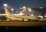 きのちゃんさんが、伊丹空港で撮影したアメリカ空軍 C-40C BBJ (737-7CP)の航空フォト(写真)