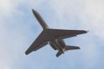 Koenig117さんが、成田国際空港で撮影したアメリカ個人所有 G-V Gulfstream V-SPの航空フォト(写真)