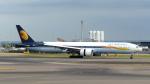 誘喜さんが、ロンドン・ヒースロー空港で撮影したジェットエアウェイズ 777-35R/ERの航空フォト(写真)