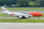 Tomo-Papaさんが、シンガポール・チャンギ国際空港で撮影したTNT航空 747-4HAF/ER/SCDの航空フォト(写真)