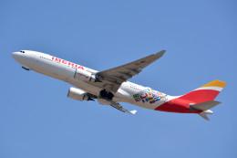 トロピカルさんが、成田国際空港で撮影したイベリア航空 A330-202の航空フォト(写真)